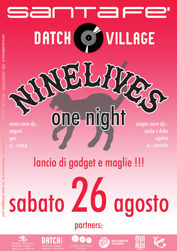 one night ninelives